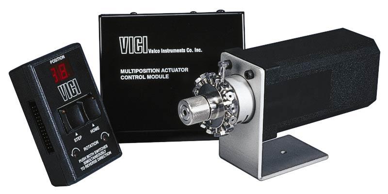 Vici Multiposition Microelectric Valve Actuators