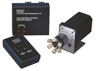 microelectric valve actuator