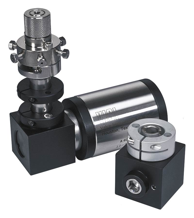 Right Angle Actuator : Vici right angle drive