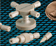 VICI 360 micron fittings