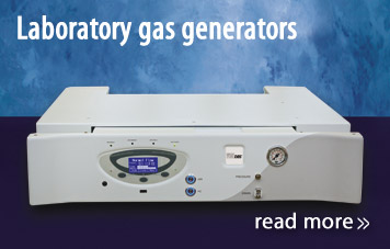 Laboratory gas generators