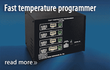VICI column temperature controller
