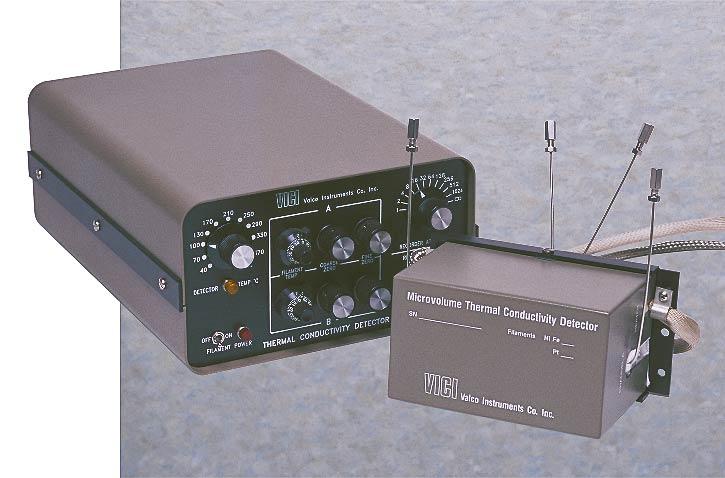 VICI thermal conductivity detector (TCD-2)
