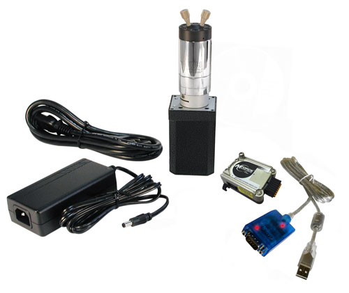 M6 pump components